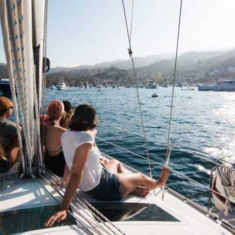 Learn to Sail on Holiday and Have an Adventure